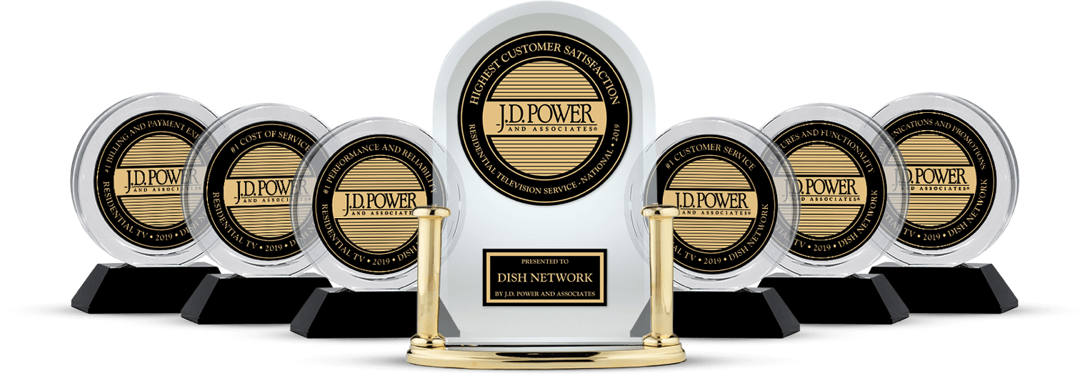 DISH Customer Satisfaction - Ranked #1 by JD Power - DISH TV in Wichita Falls, Texas - DISH Authorized Retailer