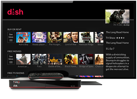 Ondemand TV from DISH | DISH TV